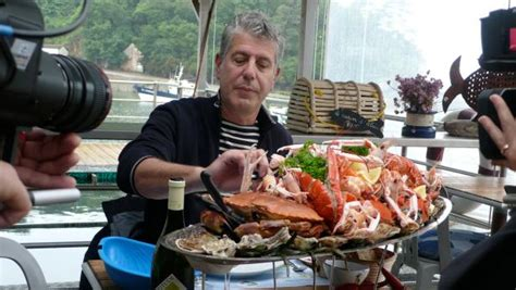 anthony bourdain  brittany france anthony bourdain  reservations travel channel
