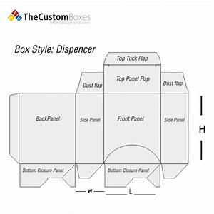 Dispenser Boxes Design And Printing