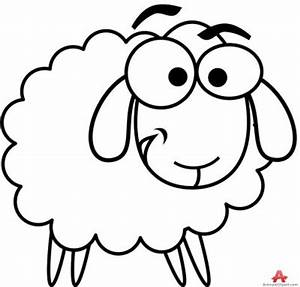Sheep black and white clip art sheep black and white free ...