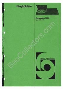 Bang Olufsen Beocenter 4000 Sch Service Manual Download