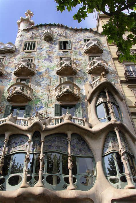 Art Nouveau Architecture Gaudi  Wwwimgkidcom The