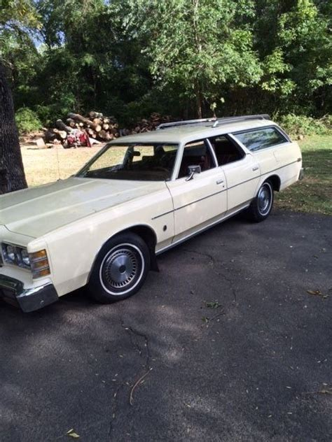 Station Wagon For Sale by 1977 Ford Ltd Station Wagon For Sale Ford Other 1977 For