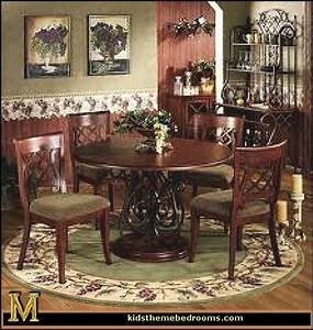 166 best dining rooms and kitchens images on pinterest for Grapes furniture and home decor