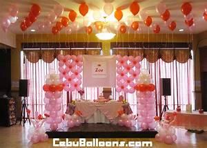 Bongga Decor Packages Cebu Balloons and Party Supplies