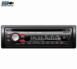 Sony CDX-GT424 CD/MP3/USB car radio - oodeys