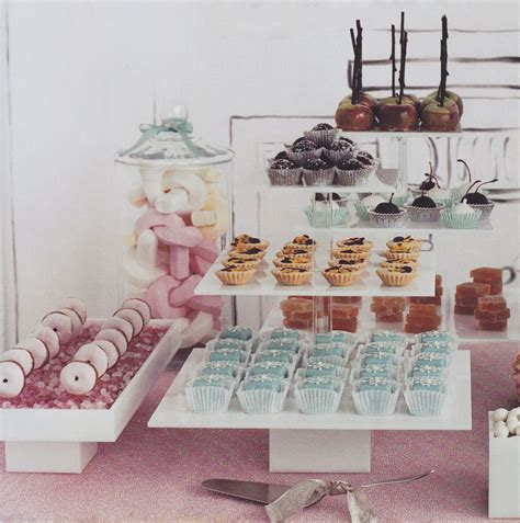 tiffany buffet table ls dessert buffet holiday party ideas pinterest