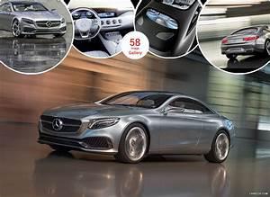 Future Mercedes Classe S : 2013 mercedes benz s class coupe concept ~ Accommodationitalianriviera.info Avis de Voitures
