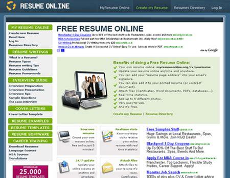 website to help make a resume great websites to help you make a resume blueblots
