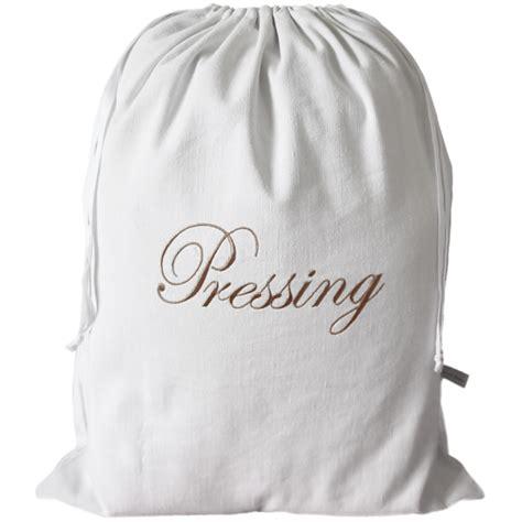 cuisine grise et blanc sac à linge sale brodé très utile pour le voyage ou pour