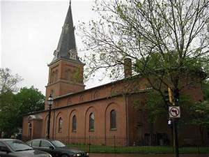 St Anne's Episcopal Church Clock - Annapolis, MD - Town ...