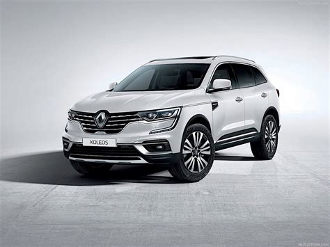 renault koleos facelift revealed  visual upgrades