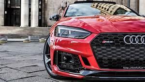Finally  The 2018 Audi Rs5  450hp  600nm Biturbo