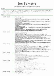 Production Manager Resume Sample Resume Examples By Real People Production Manager Resume
