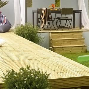 terrasse en bois 5 idees d39amenagement a copier With decaper une terrasse en bois