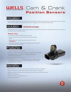 Amazon Com  Wells Su8567 Engine Crankshaft Position Sensor  Automotive