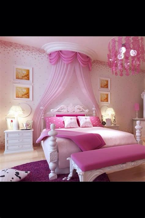 pink princess bedroom 354 best girls bedroom ideas images on pinterest child 12879 | 4bdcbce1cd50971500e64da23889d23e pink girls bedrooms princess bedrooms
