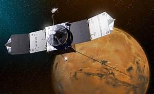 MAVEN » Spacecraft Images
