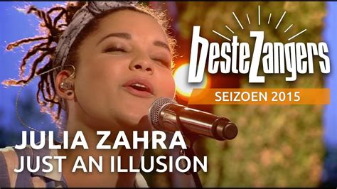 julia zahra   illusion beste zangers  youtube