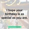 beautiful Happy Birthday Quotes
