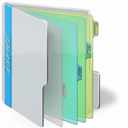 Folder Icon Folders Icons Data Transparent Vector