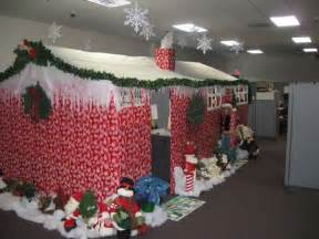christmas decorations ideas for office cube designcorner
