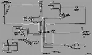 Wiring Diagram - Track-type Loader Caterpillar 977k