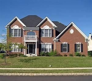 Upscale, Suburban, Home, 6, Stock, Image, Image, Of, Window, Executive