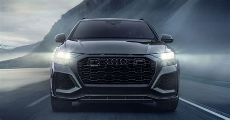 Audi Launched Its All New RS Q8 In India