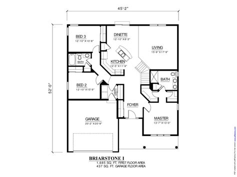 open ranch floor plans one l shaped house plan remarkable floor plans ranch