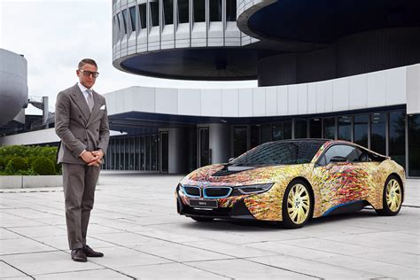 Garage Italia Customs Brings Their Special I8 To Bmw In Munich