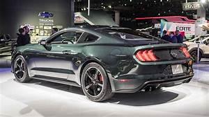 Ford Bullitt Mustang vs. Mustang GT comparison of power, performance | Autoblog