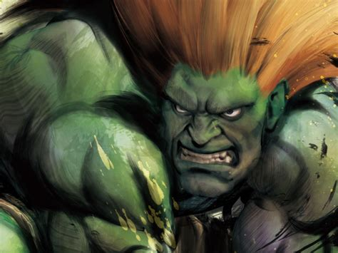 10 Of The Weirdest Fighting Game Characters Blogs
