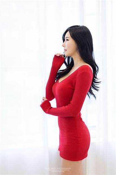 Han Eun Ga Studio Photoshoot Korean Models