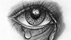 Dessin Facile Yeux : comment dessiner un oeil des yeux r aliste youtube ~ Melissatoandfro.com Idées de Décoration