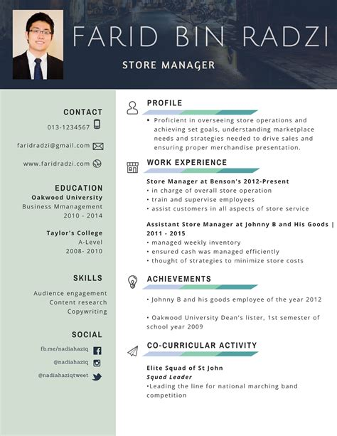 resume koleksi contoh resume lengkap terbaik  terkini