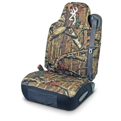 browning floor mats and seat covers browning neoprene universal seat cover 572245 seat covers
