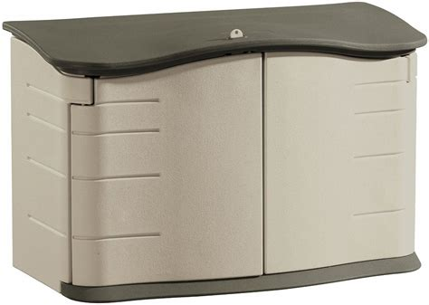 Rubbermaid Large Vertical Storage Shed Accessories by Large Horizontal Storage Shed By Rubbermaid Advanced Box