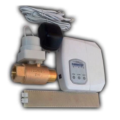 Installing A Water Heater Floodstop System Smarthome