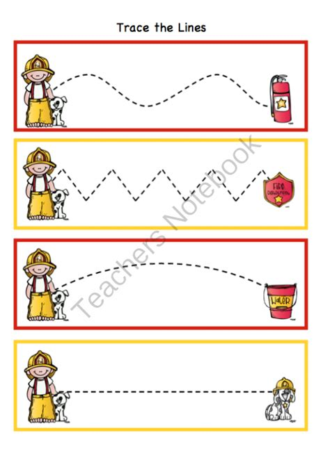 preschool printables fireman toddler printable learning 442 | 631410fe301dcdba3d64e1d3cd1d1e56
