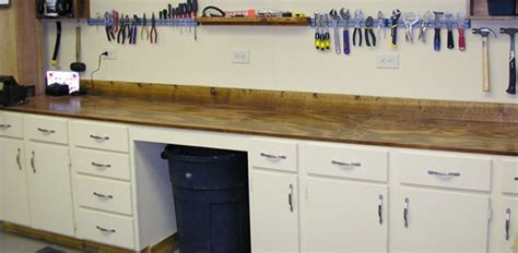 Workbench Options for Your Shop   Today's Homeowner   Page 2