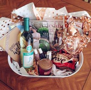 20 unique diy gift baskets that are super easy to make With diy wedding gift basket
