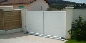 Portail Alu 4m : portail aluminium battant et coulissant jack r portail ~ Voncanada.com Idées de Décoration