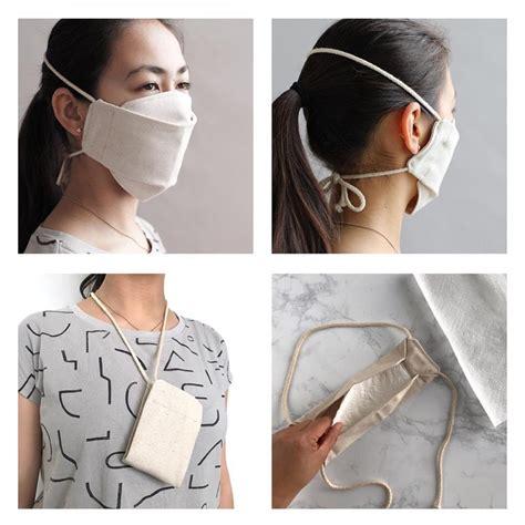 fashion brands pivoting   stylish coronavirus masks