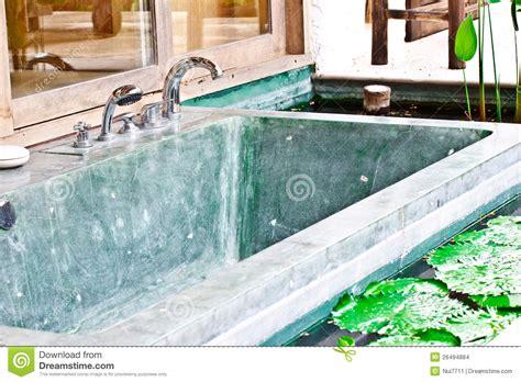 vasca giardino vasca da bagno esterna della in giardino 1
