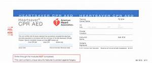 Cpr safety training basic life support for healthcare providers cpr aed first aid for Cpr card template