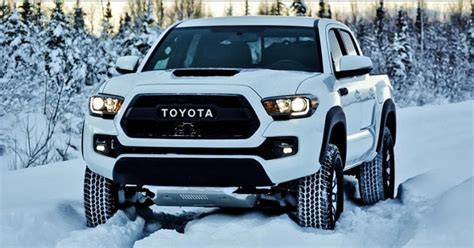 toyota tacoma diesel trd pro   popular tech