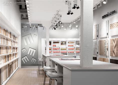 4 Gensler Designed Showrooms