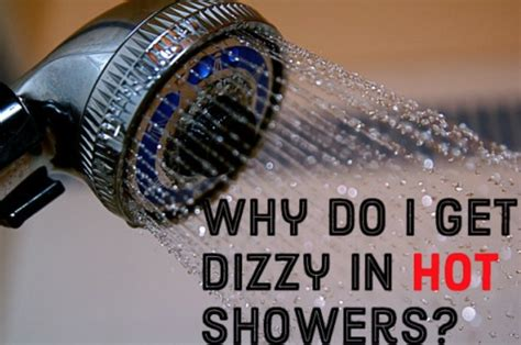 What Causes Dizziness After A Shower?
