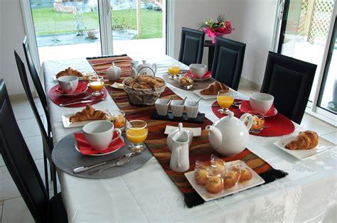 comment dresser une table de petit dejeuner atlub