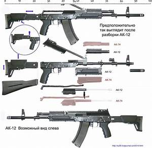 Russian Military to Replace Rifles with New AK-12 in 2014 ...